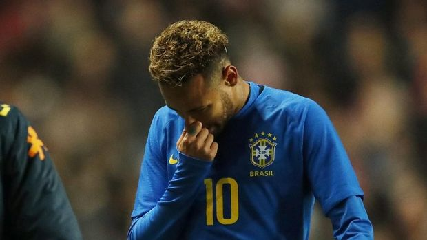 Neymar Kembali Berulah di PSG