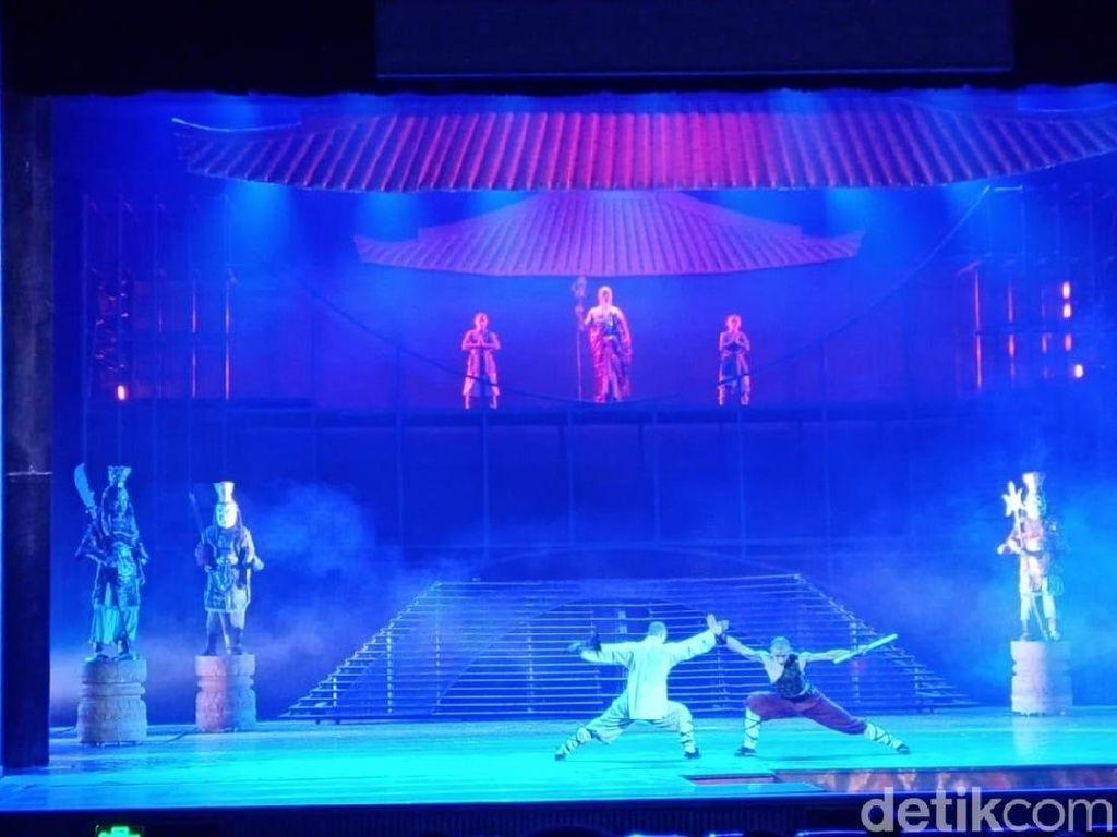 Sumpah Keren! Pertunjukan Kung Fu di Beijing