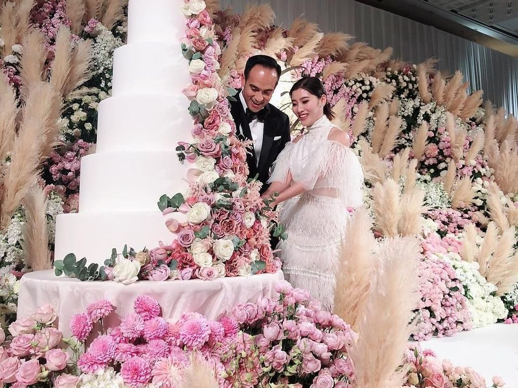 Foto Kemewahan Pernikahan Crazy Rich Asian yang Gelar Pesta Sampai 3 Kali