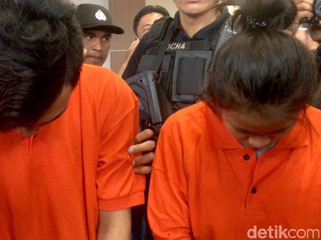 Ini Dia Sejoli Pembunuh Wanita Pemandu Lagu di Kos Mampang
