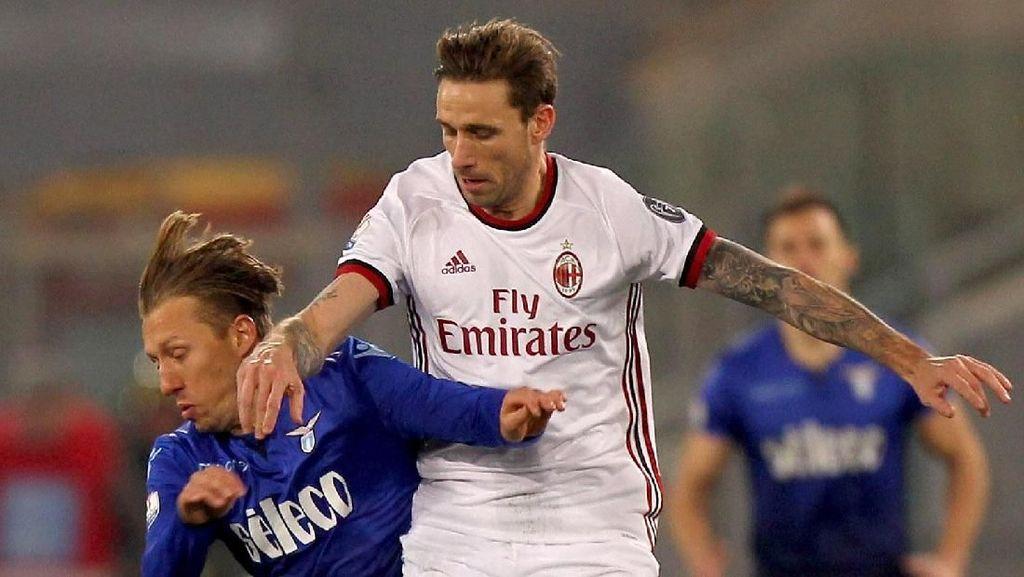 Duel Panas Lazio vs Milan di Olimpico