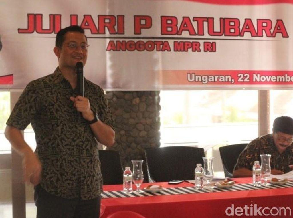 Poster Raja Jokowi Tak Berpengaruh di Jawa Tengah