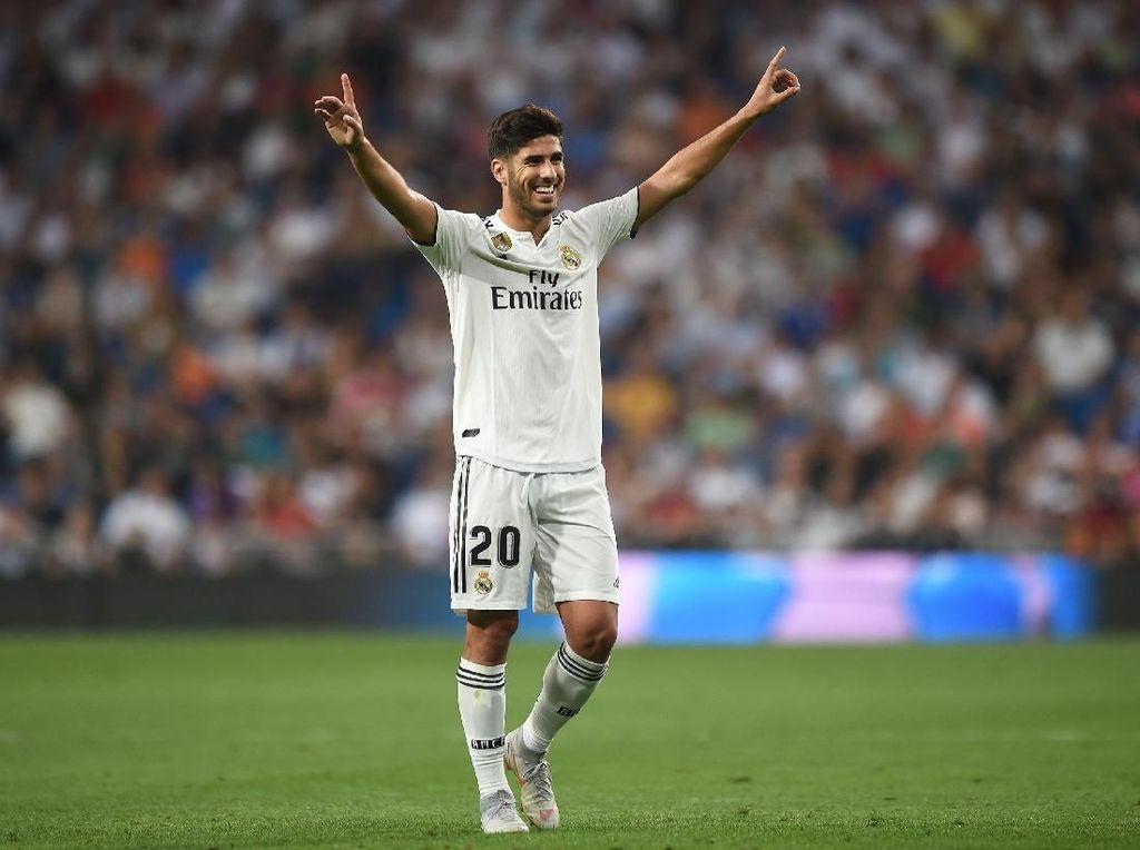 Asensio Juga Ingin Jadi Pemain Penting untuk Madrid