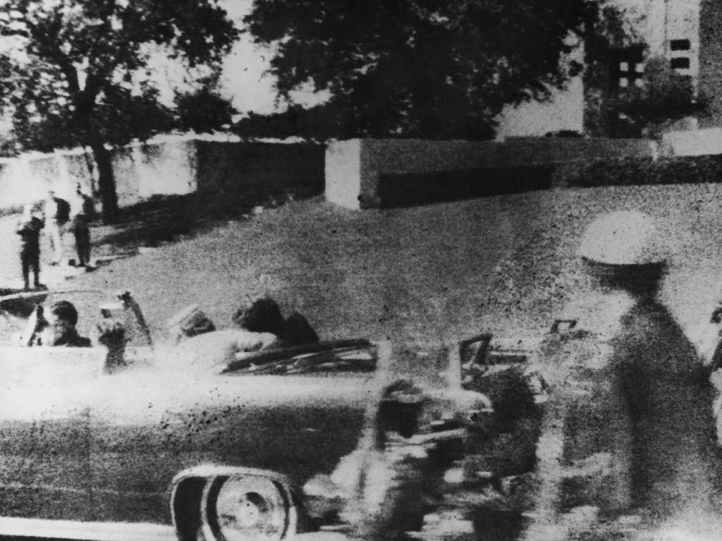 Melihat Lagi Peristiwa Penembakan Presiden John F Kennedy