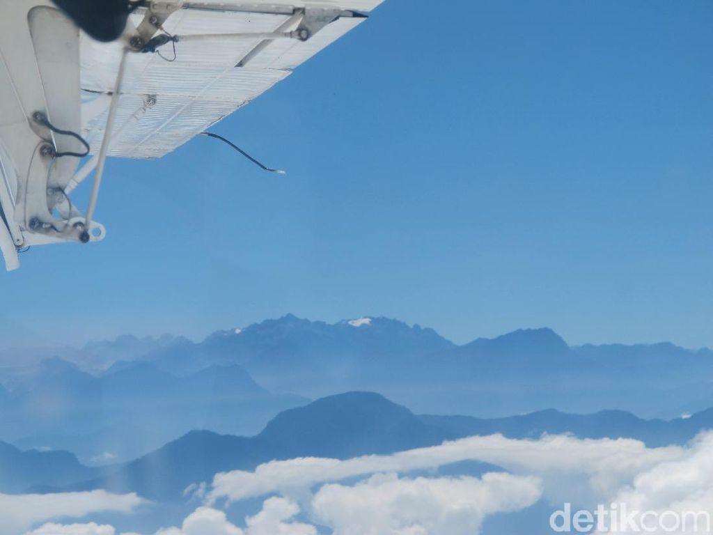 Ada Gunung Emas yang Tersembunyi Rapi di Papua