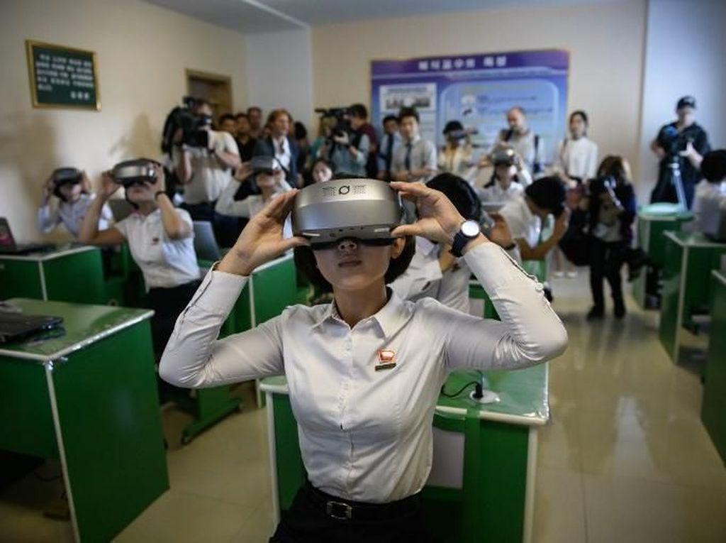 Korut yang Tetap Melek Teknologi, Ini Salah Satu Bukti