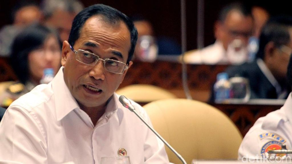 Menhub Bahas Hasil Investigasi KNKT Terkait Kasus Lion Air