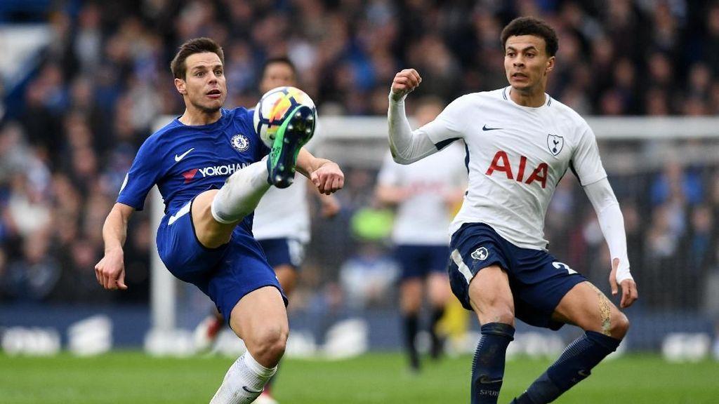 Jeda Internasional Usai, Langsung Dipanaskan Tottenham vs Chelsea