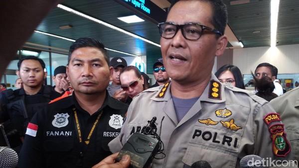 Polisi Tangkap Tersangka Kasus Mafia Bola di Bandara Halim