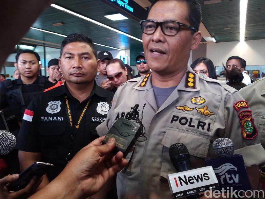 Polisi Siap Amankan Aksi Tandingan Reuni 212 yang Digagas Kapitra