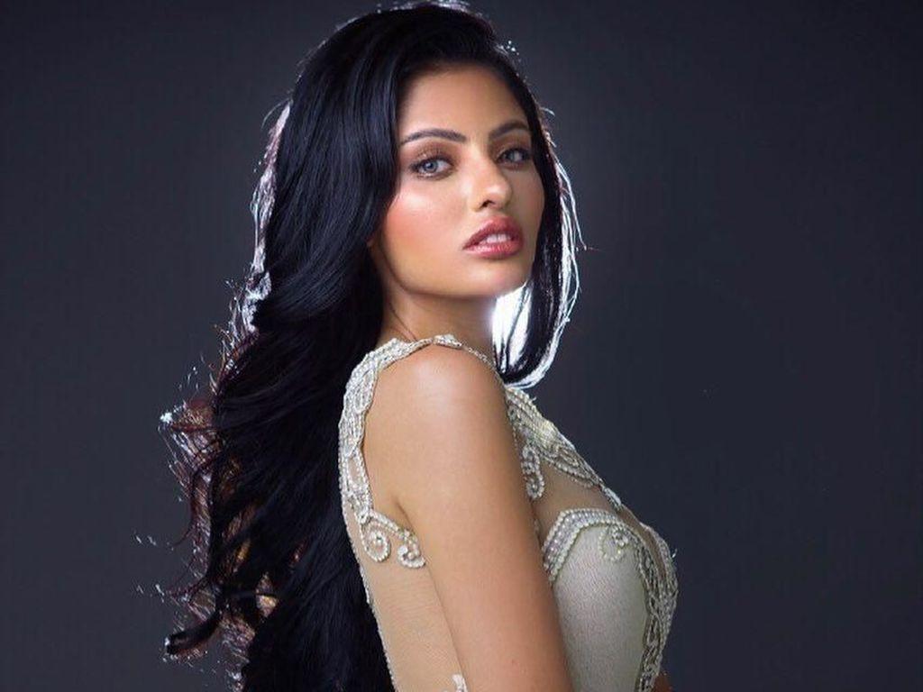 Seksinya Sanjna Suri, Miss Malaysia yang Sukses Turun Berat Badan 20 Kg