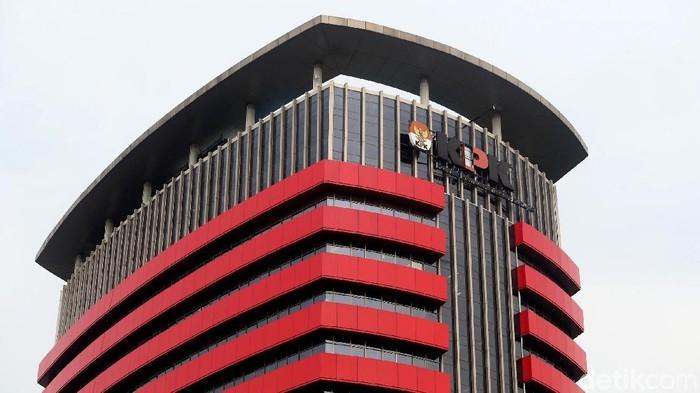 Gedung Merah Putih KPK Foto: Ari Saputra