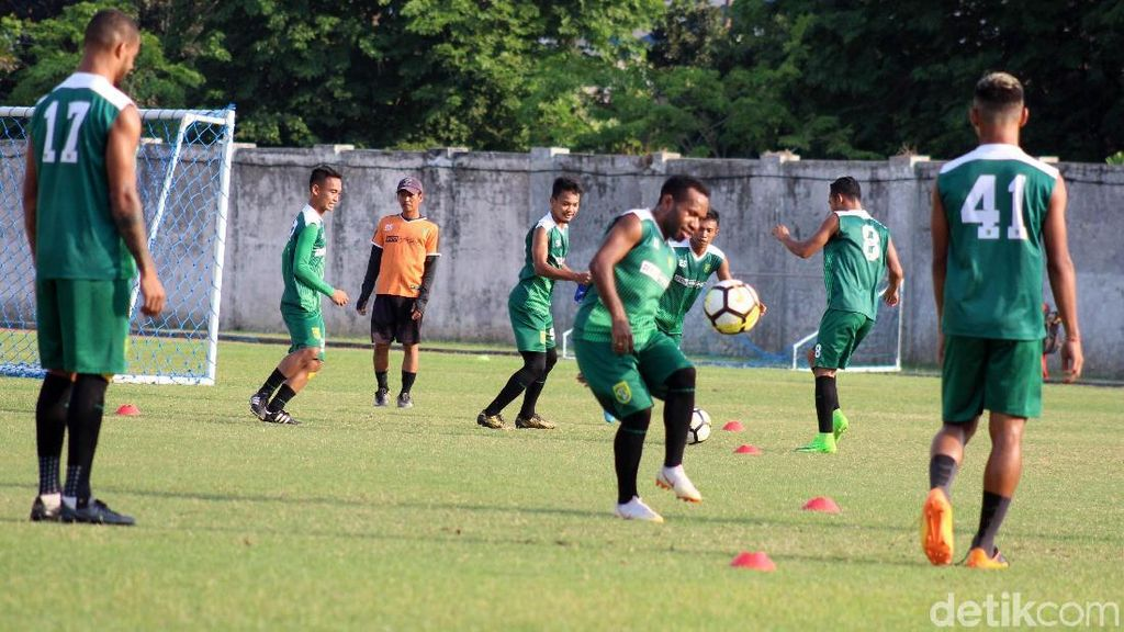 Persebaya Persiapkan Diri Hadapi Bhayangkara FC