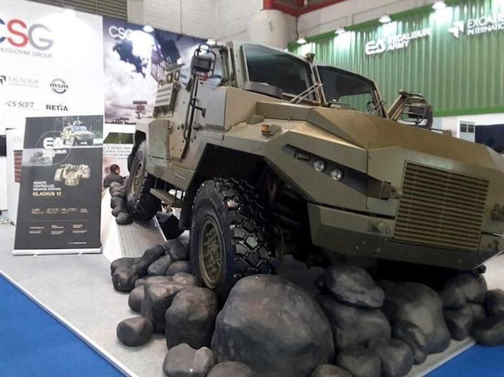 Melihat Kecanggihan Tank Tempur Asal Ceko