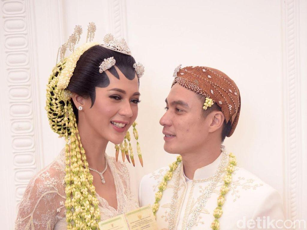 Anggunnya Paula Verhoeven Saat Akad Nikah, Pakai Kebaya Impian Karya Biyan