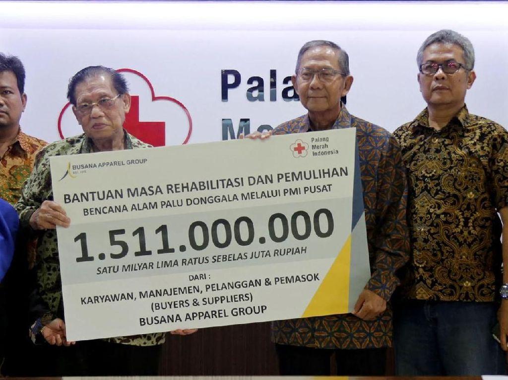 Bantuan untuk Bencana Gempa Palu Terus Mengalir