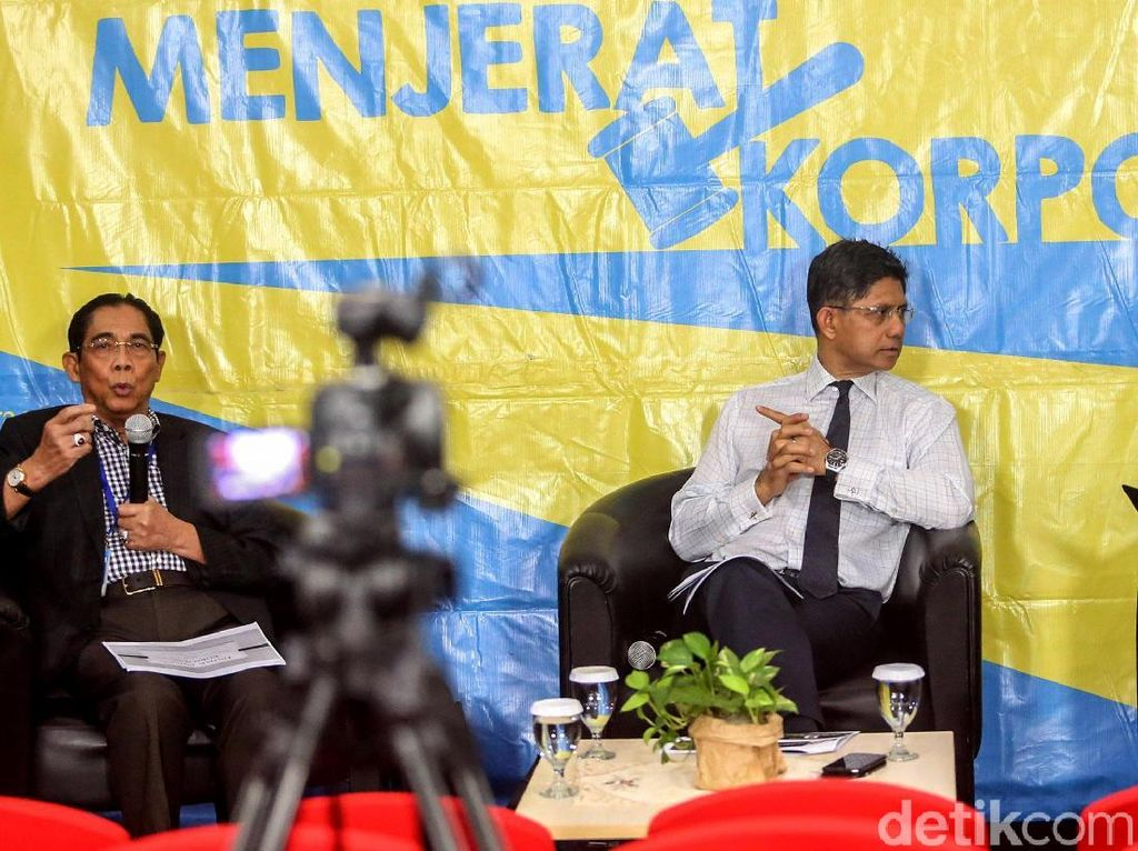KPK Gelar Diskusi soal Menjerat Korporasi