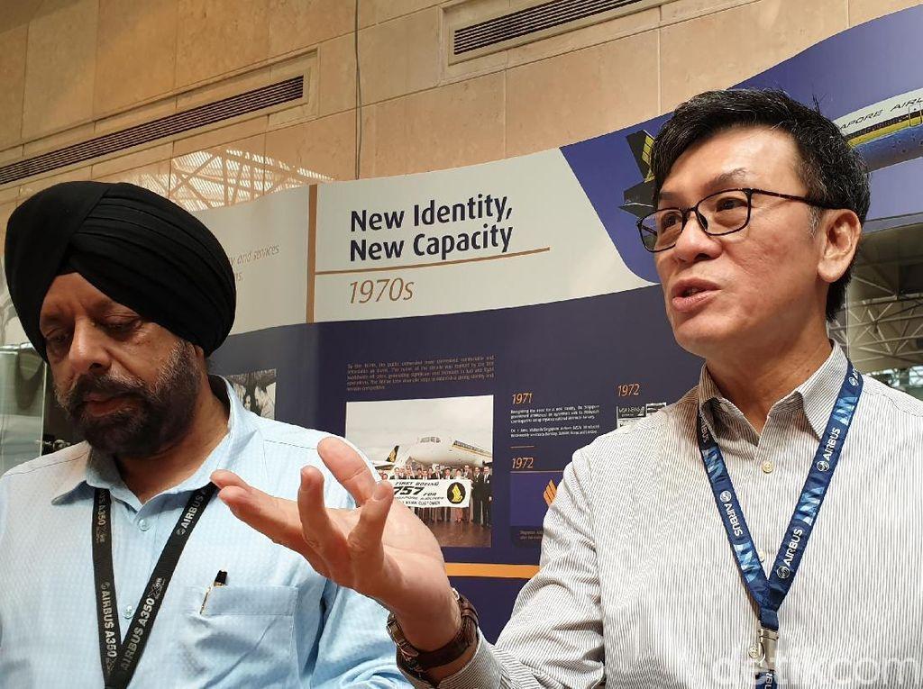 Traveler Milenial di Mata Pilot Senior Singapore Airlines