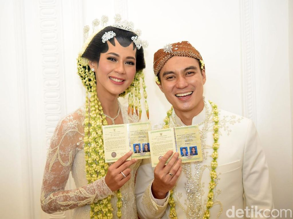 Intip Kemewahan Gedung Pesta Pernikahan Baim Wong dan Paula Verhoeven