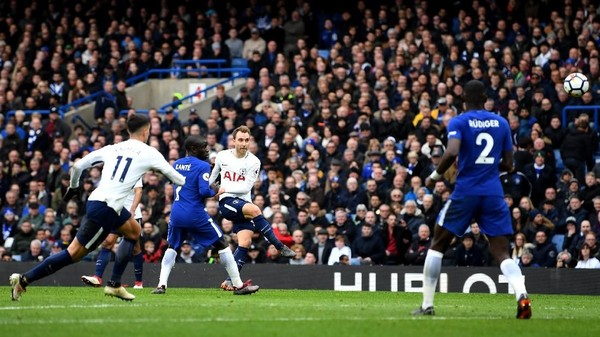 Tottenham Mengancam Rekor Sarri