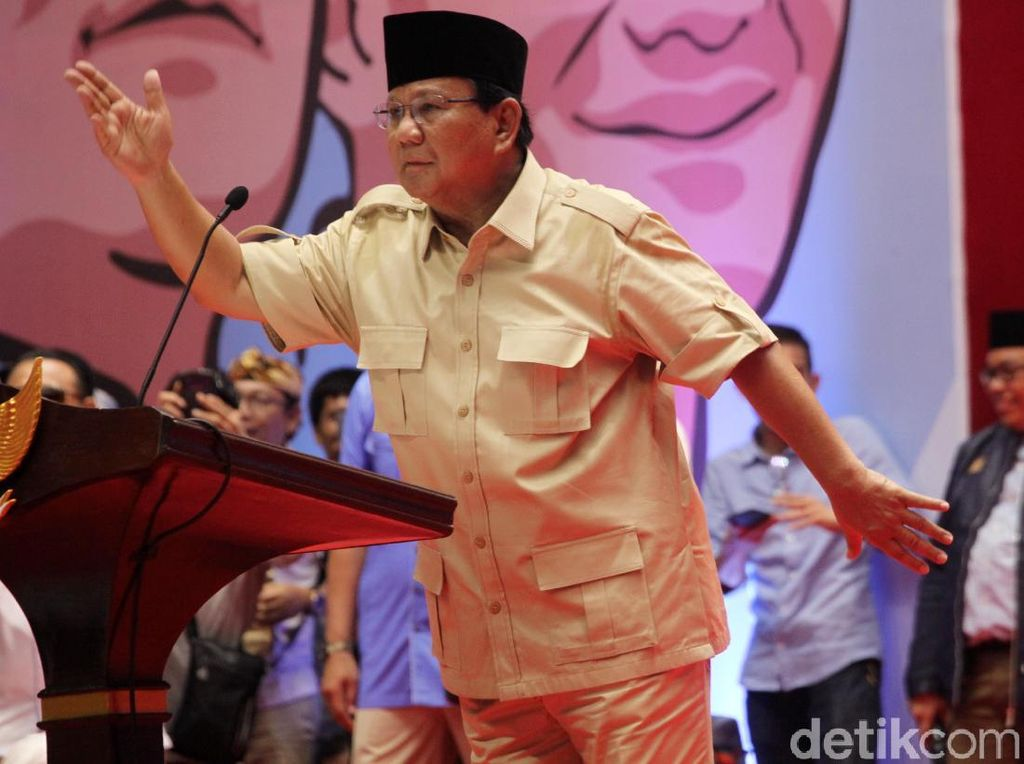 Ini Alasan Bawaslu Hentikan Laporan Tampang Boyolali Prabowo