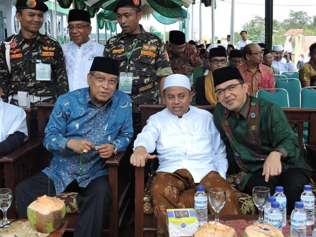 Direktur Relawan Jokowi-Amin Minta Nasihat ke Kiai-kiai Jabar