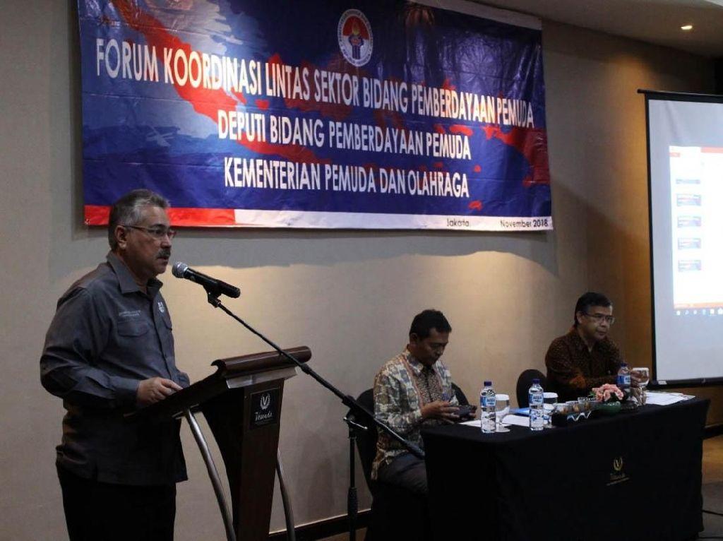 Kemenpora Gelar Forum Koordinasi Lintas Sektor Pemberdayaan Pemuda