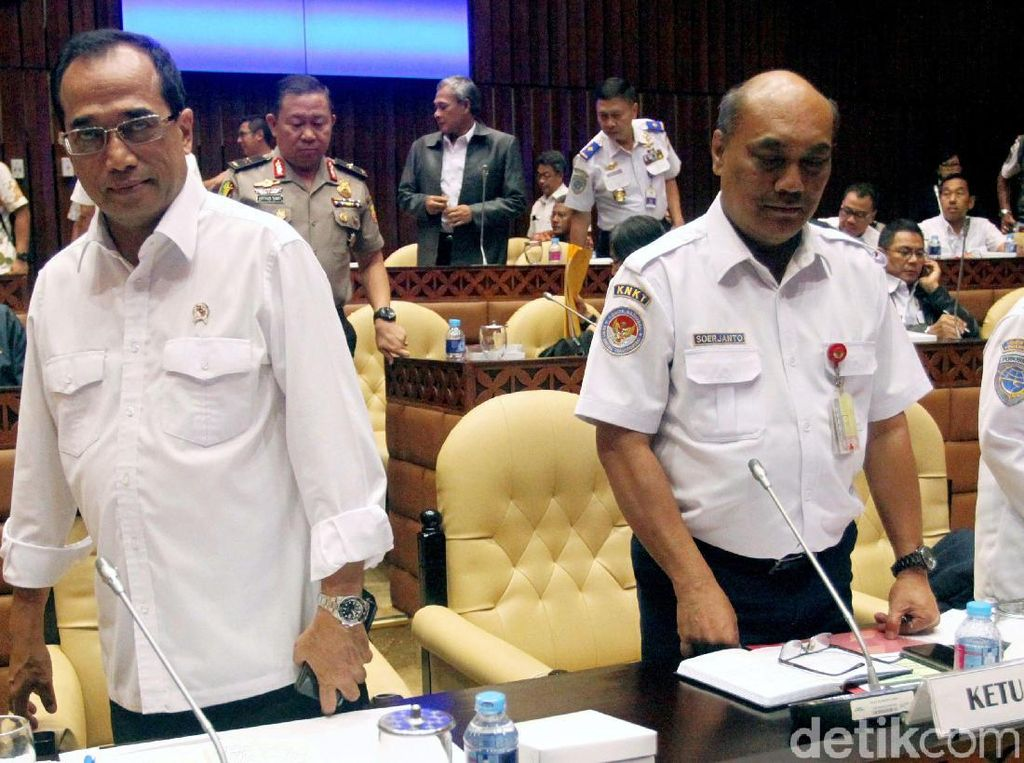 KNKT Ingin Berubah Jadi Badan Keselamatan Nasional