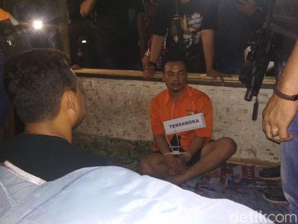 Jejak Pelarian Akhir Haris Simamora di Gunung Guntur