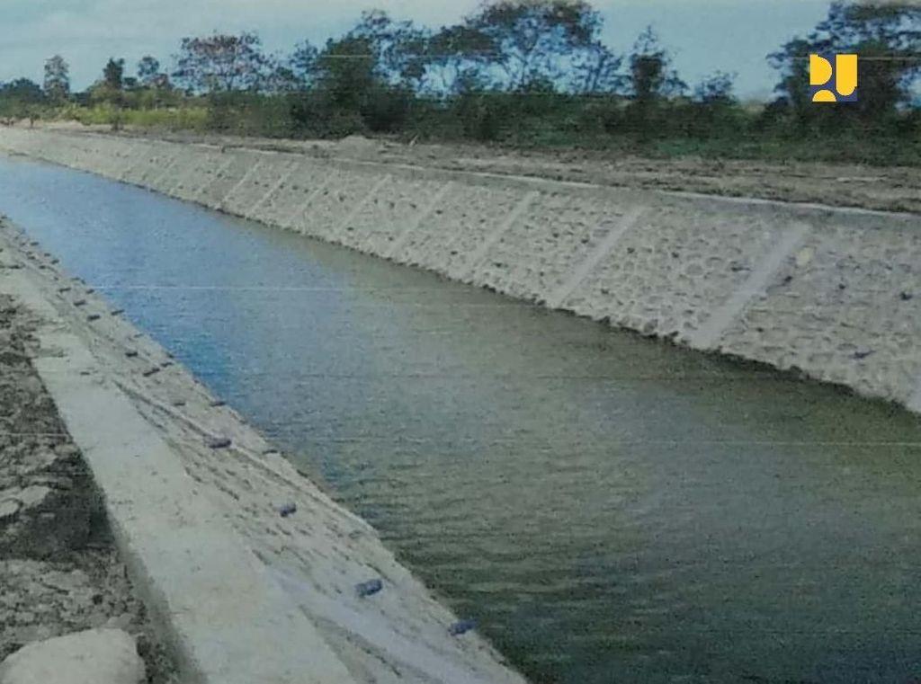 Ada Proyek Ini, Merauke Tak akan Lagi Sulit Air saat Kemarau
