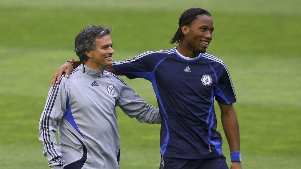 Drogba tentang Mourinho: Pria yang Mengubah Hidupku