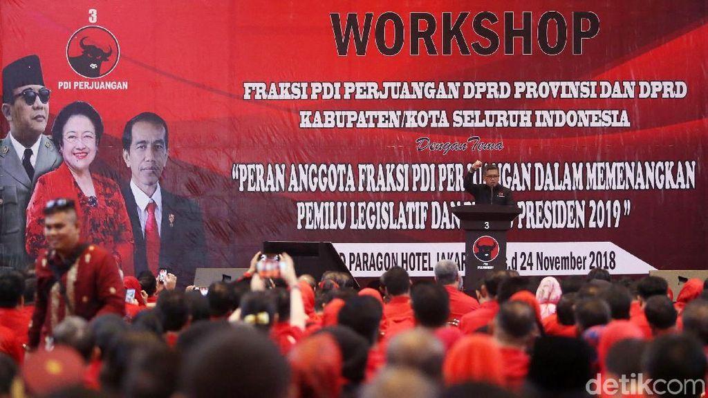 PDIP Beri Pembekalan Anggota Fraksi PDIP Daerah