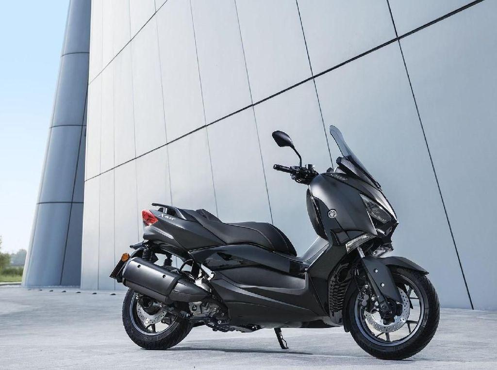 Yamaha Xmax Iron Max Tampil Lebih Mewah