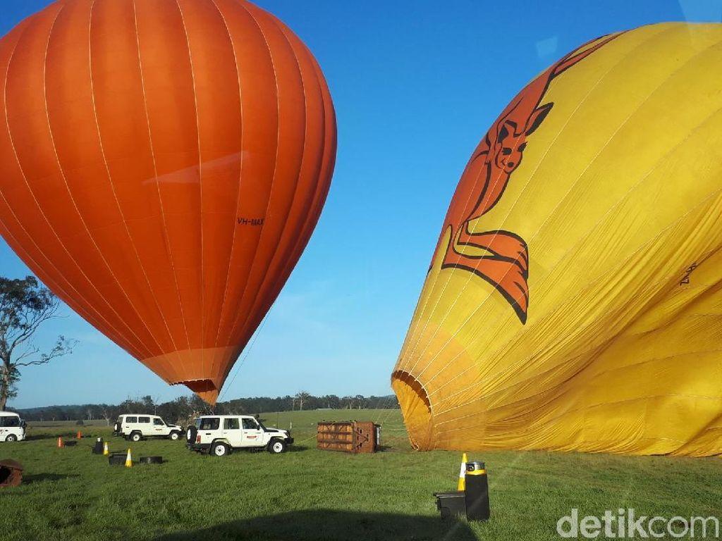 Ada Kecelakaan Balon Udara di Selandia Baru, 11 Orang Jadi Korban