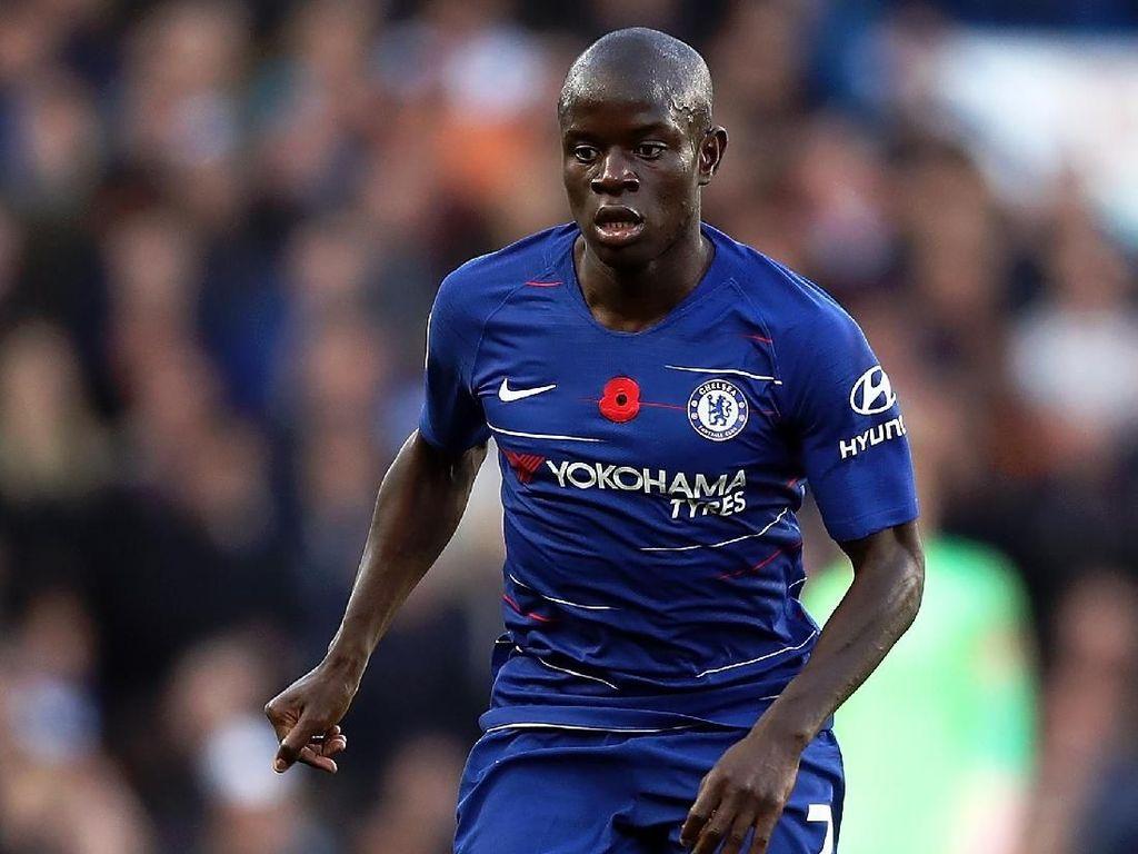 Soal Rumor Madrid, Kante: Sekarang Aku di Chelsea, yang Lain Nggak Penting