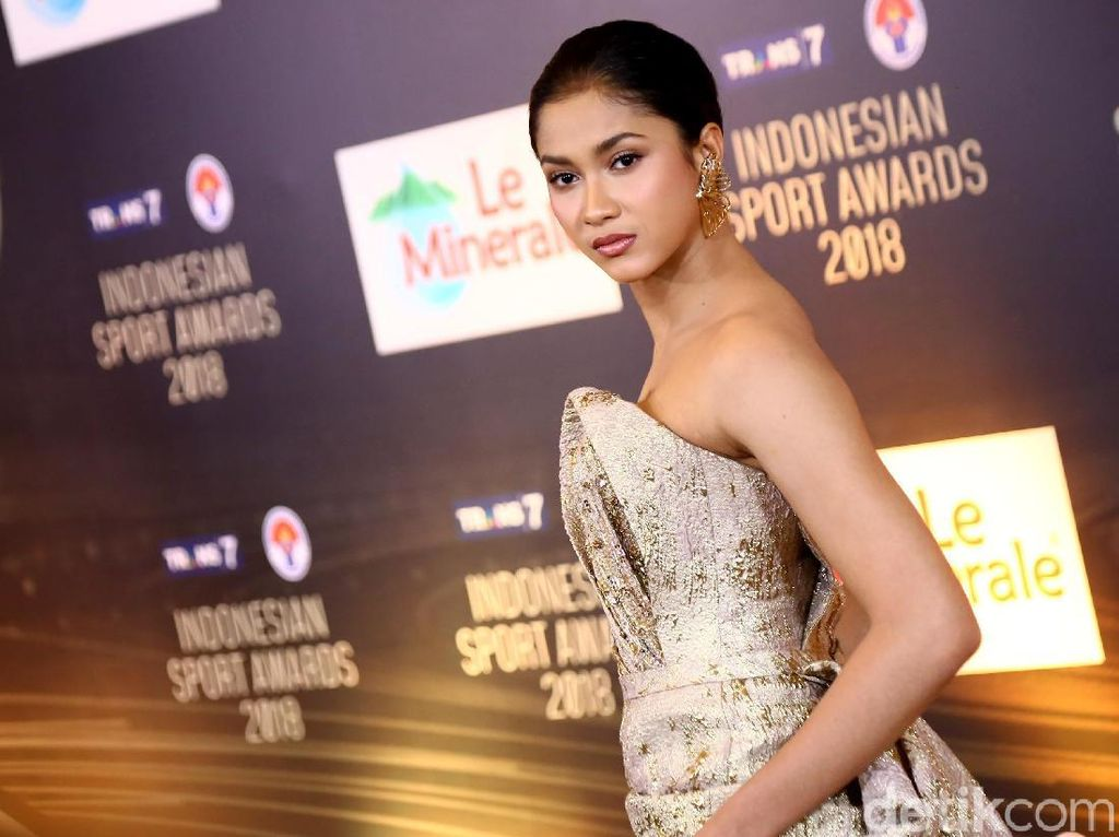 Deretan Artis dan Atlet di Gold Carpet Indonesian Sport Awards 2018