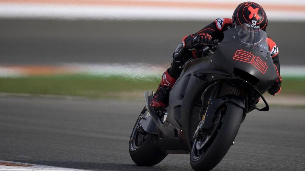 Rossi: Lorenzo Akan Kencang di Tes MotoGP Sepang