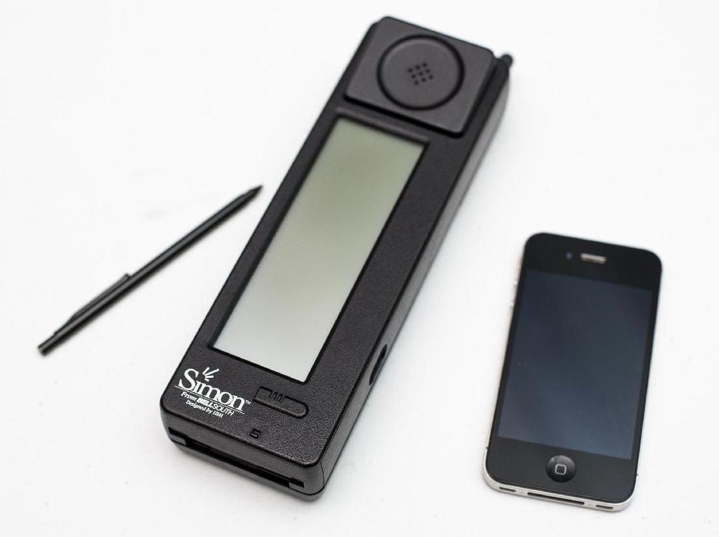 Sejarah IBM Simon, Nenek Moyangnya Smartphone