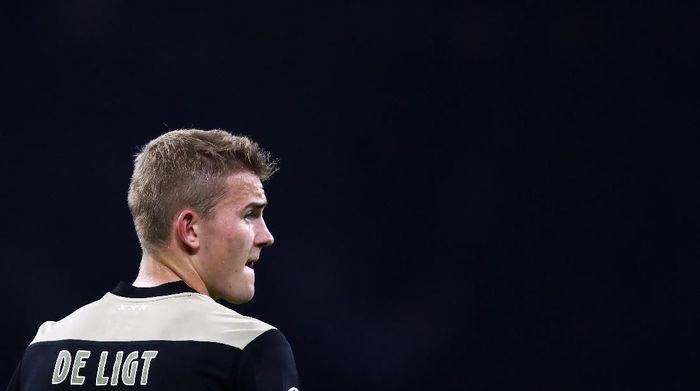 Matthijs De Ligt disarankan gabung Liverpool (Dean Mouhtaropoulos/Getty Images)