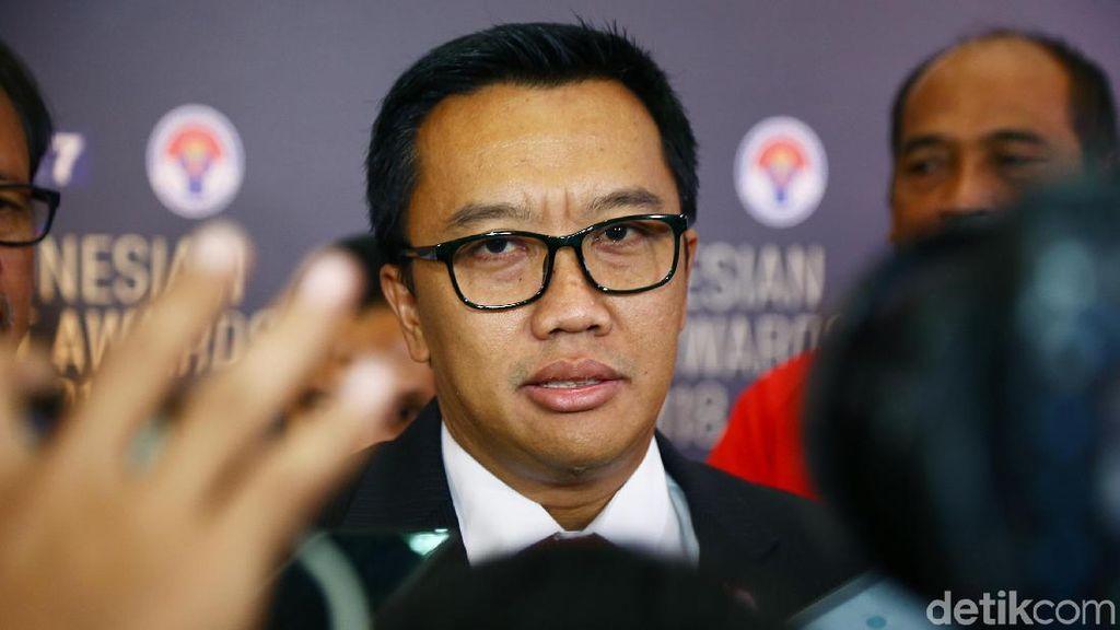 Harapan Menpora di Napas Terakhir Timnas di Piala AFF
