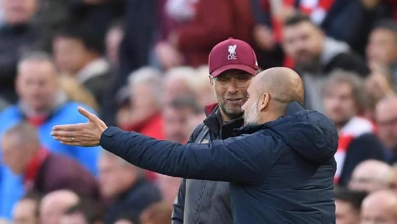 Liverpool dan Klopp yang Selalu Menghantui Guardiola