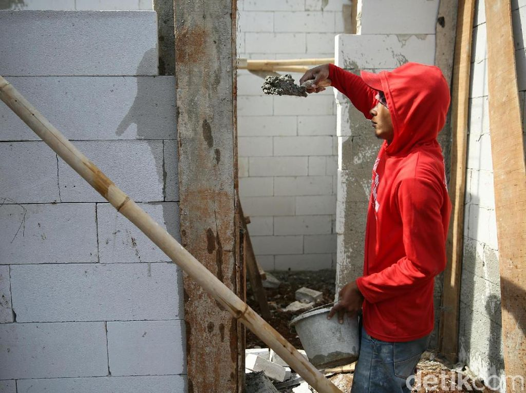 Apa Kabar Program Sejuta Rumah Jokowi?