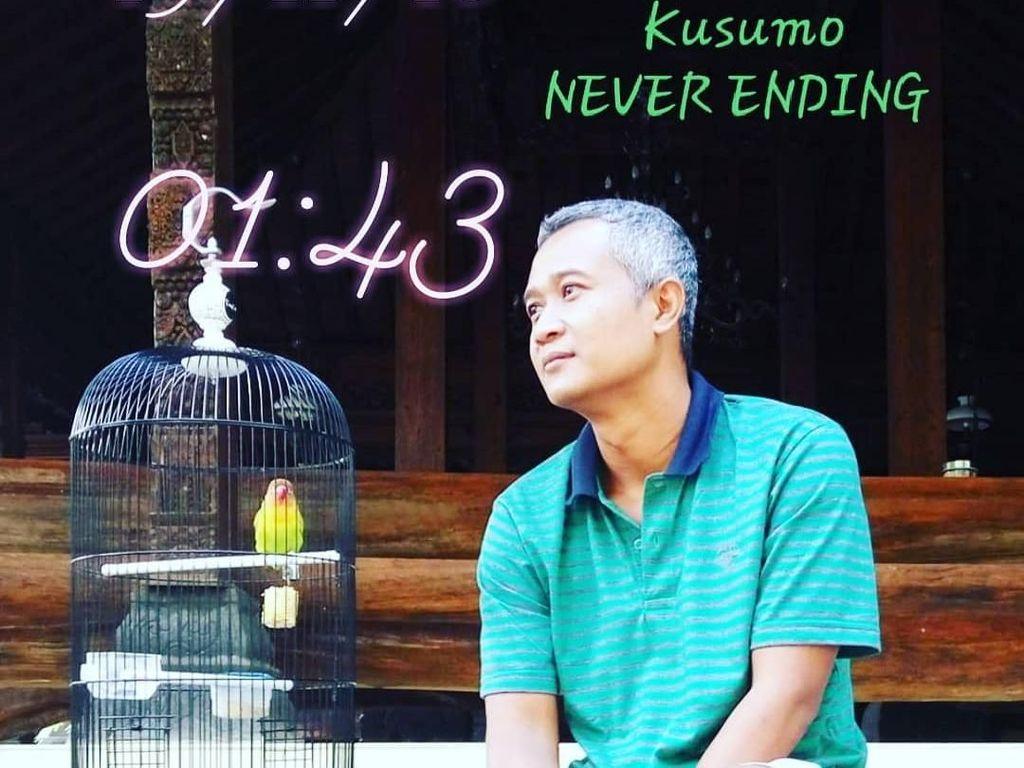 Pencinta Burung Berduka, Lovebird Kusumo yang Melegenda Mati