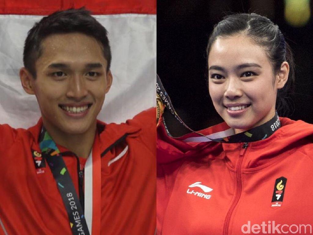 Ini Dia Nomine Atlet Tunggal Putra & Putri Terfavorit Indonesian Sport Award