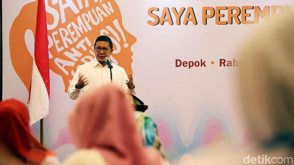 Menag Lukman Hakim Hadiri Progam Pencegahan Korupsi