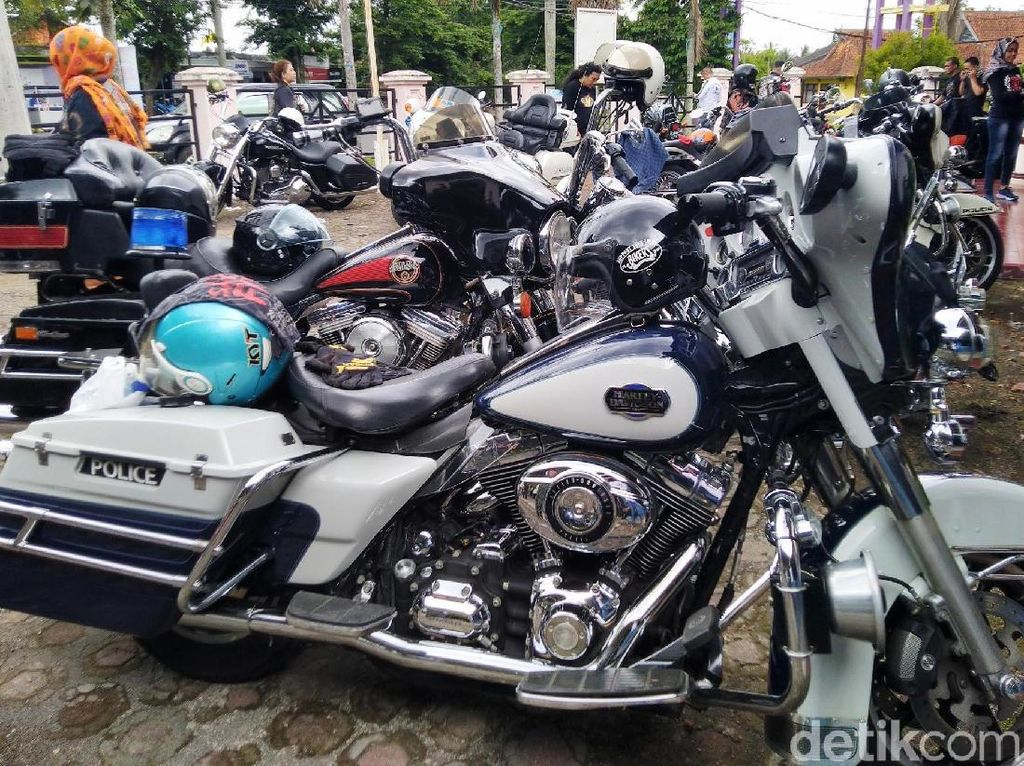Bikers dan Komunitas Wajib Tahu! Mulai Bulan Depan Acara Touring Wajib Lapor IMI