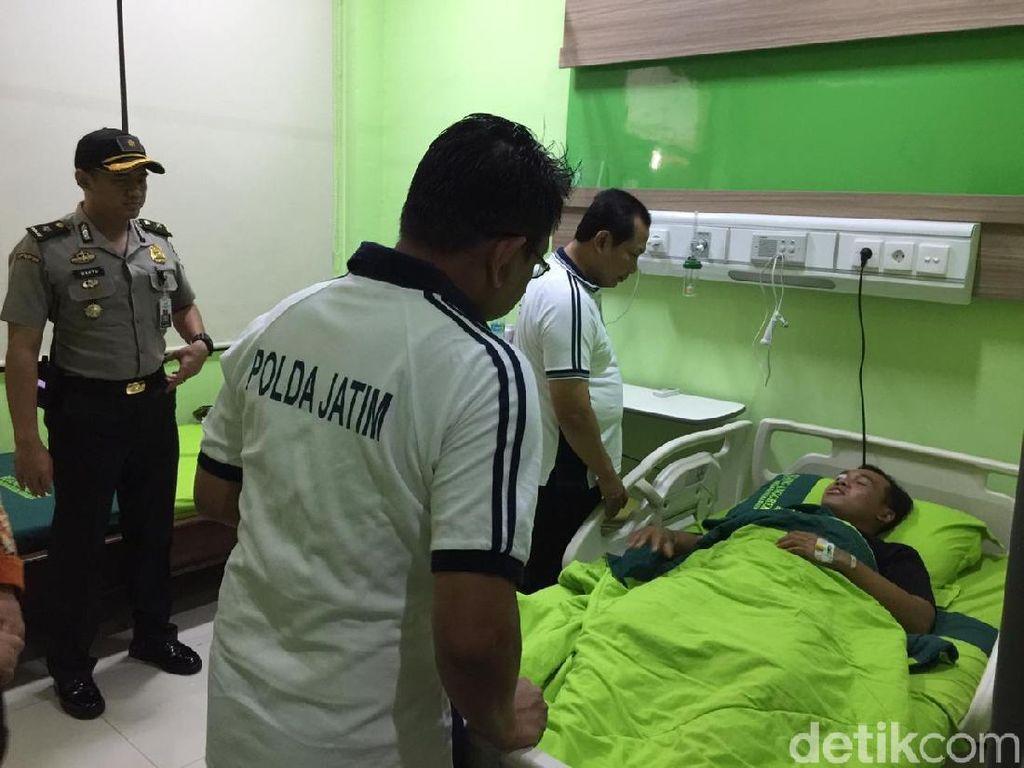 Korban Penyerangan di Lamongan, Polisi: Dua Hari Lagi Perbannya Dibuka