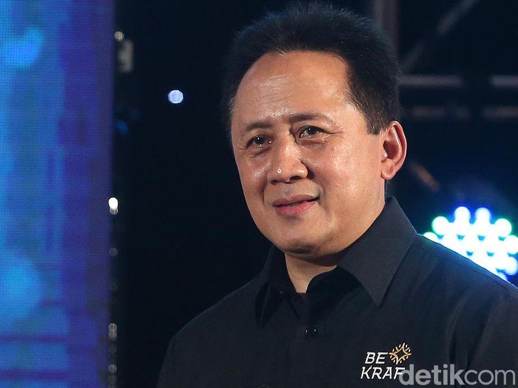 Triawan Diminta Erick Thohir Jadi Komut Garuda Akhir 2019