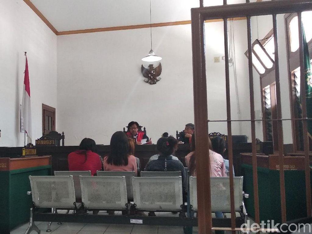 Jajakan Diri, 9 Wanita Bandung Didenda Rp 600 Ribu