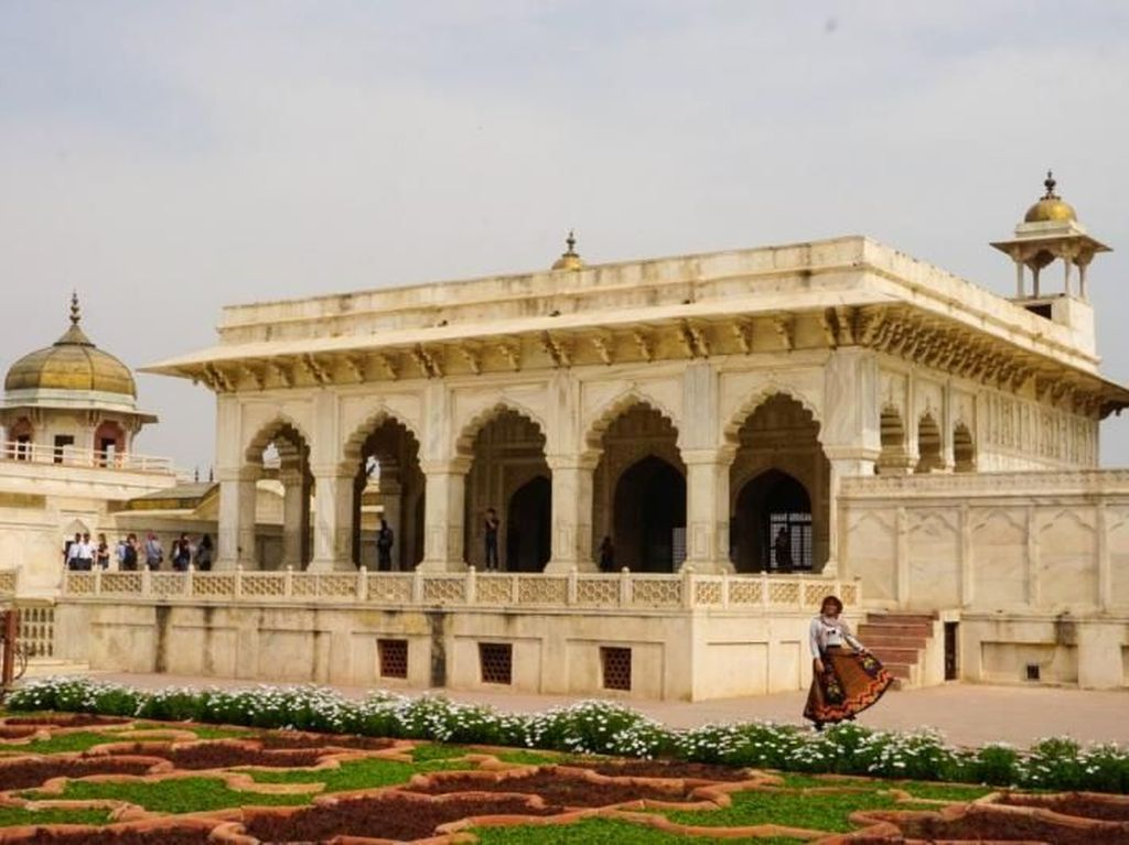 Menjelajahi Agra 1 Hari, Ini Tempat Serunya